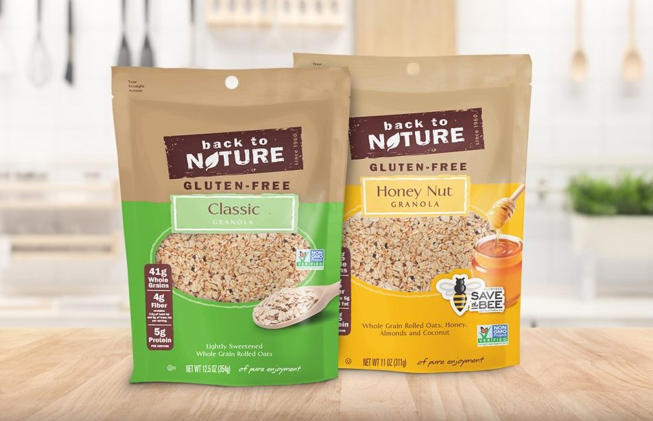 Back To Nature Granola