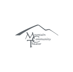 Image of Mountain Community Theater logo